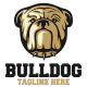 Bulldog Logo Template - GraphicRiver Item for Sale