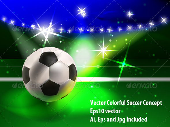 GraphicRiver Soccer Spectacle 7229080