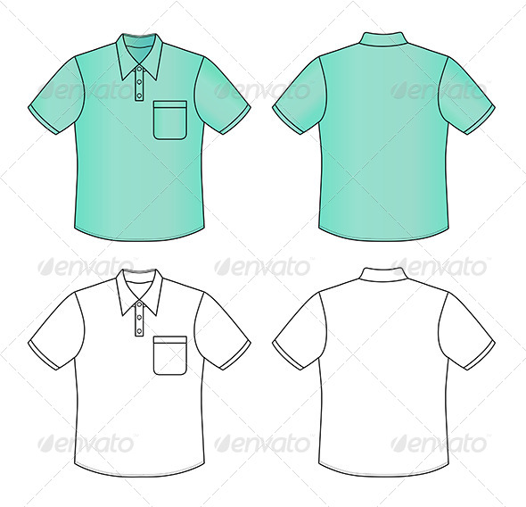 GraphicRiver Polo Shirt 7229338