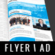 Corporate Flyer / Magazine AD - GraphicRiver Item for Sale