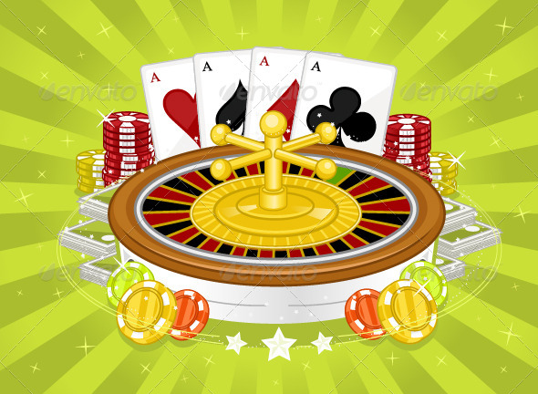 GraphicRiver Casino Games 7231405