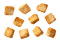 Croutons isolated - PhotoDune Item for Sale