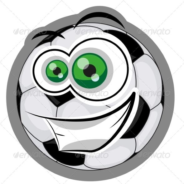 GraphicRiver Football Ball 7231499
