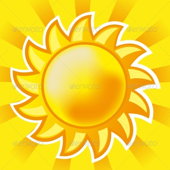GraphicRiver Sun 7231508