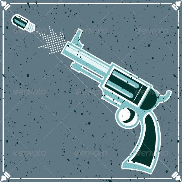 GraphicRiver Revolver 7231669