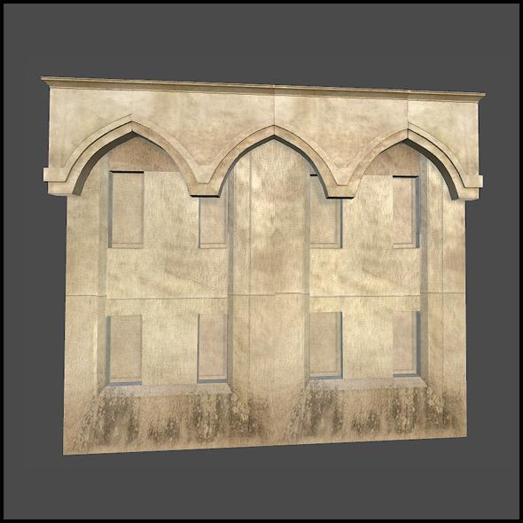 3DOcean Arch Building 7232369