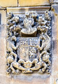 Medieval stony coat of arms in San Asensio - PhotoDune Item for Sale