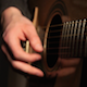 Acoustic Guitar Strumming - VideoHive Item for Sale