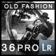 36 PRO Old Fashion Lightroom Presets - GraphicRiver Item for Sale