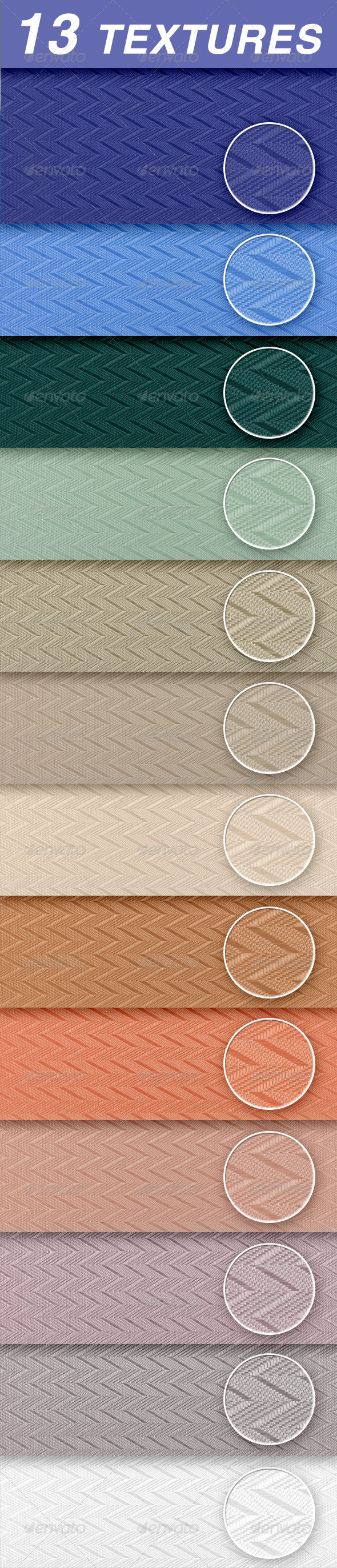 GraphicRiver fabric with zig-zag pattern 7236689