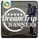 Banners for Travel Company - GraphicRiver Item for Sale