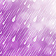 Purple Rain Background - GraphicRiver Item for Sale
