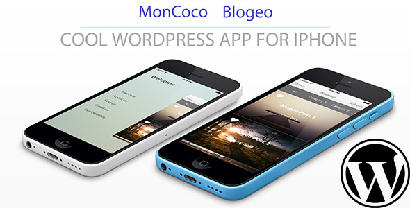 CodeCanyon WordPress iOS App & PUSH Blogeo 7238138