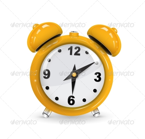 GraphicRiver Alarm Clock 7240542