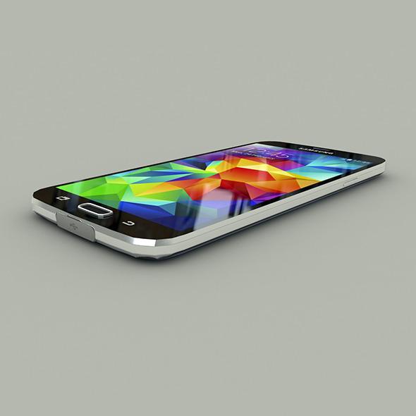 3DOcean Samsung Galaxy S5 7240761