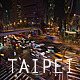 Taipei Night Traffic - VideoHive Item for Sale