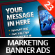 Multipurpose Mobile App Marketing Banner Ads - GraphicRiver Item for Sale
