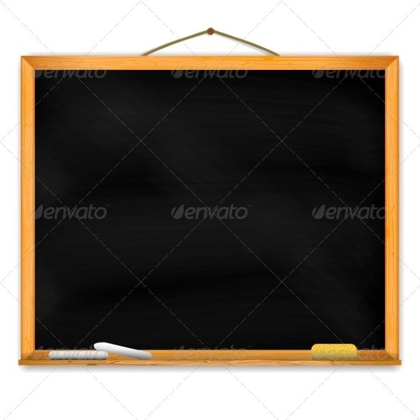 GraphicRiver Chalkboard 7241131