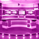 magenta television studio - PhotoDune Item for Sale