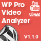 WP Pro Video Analyzer - CodeCanyon Item for Sale