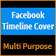 Multi Purpose Facebook Timeline Cover - GraphicRiver Item for Sale