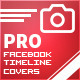 PRO Collagegraphy Timeline Cover - GraphicRiver Item for Sale