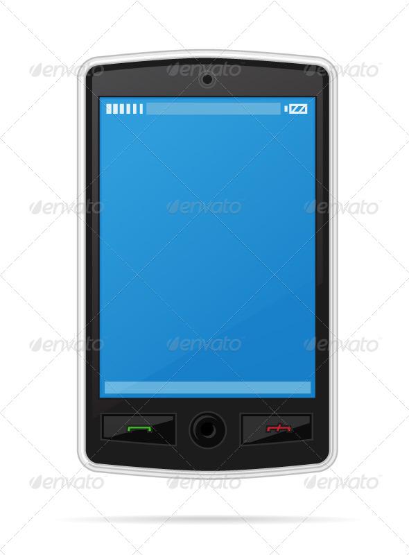 GraphicRiver Cellphone 7245904