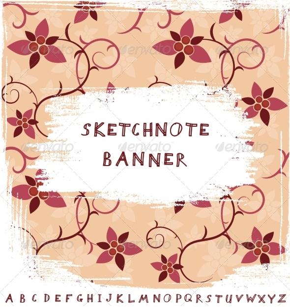 GraphicRiver Sketchnote Banner 7246548