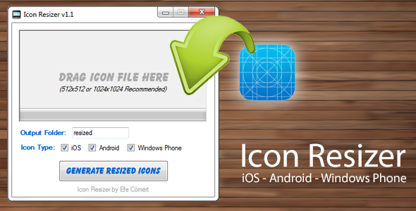 CodeCanyon Mobile Icon Resizer 7247280