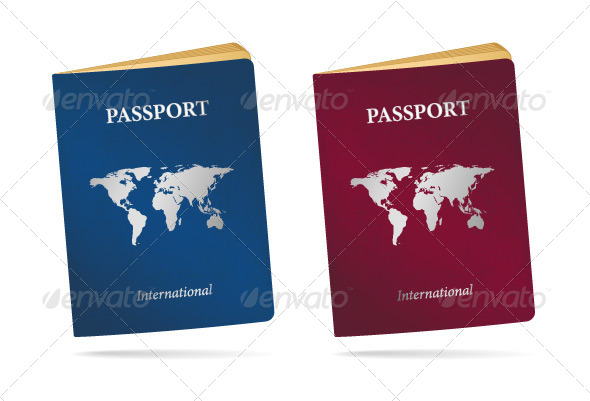 GraphicRiver Passports 7247400