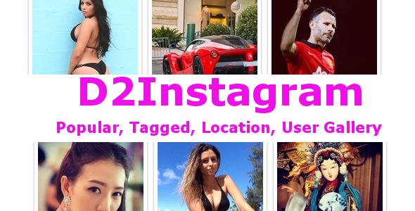 CodeCanyon Wordpress 2 Instagram Ultimate Plugin 7224200