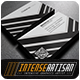 IntenseArtisan Business Card Vol.56 - GraphicRiver Item for Sale
