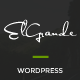 Free Download  Elgrande – 7 Beautiful Layouts eCommerce Theme