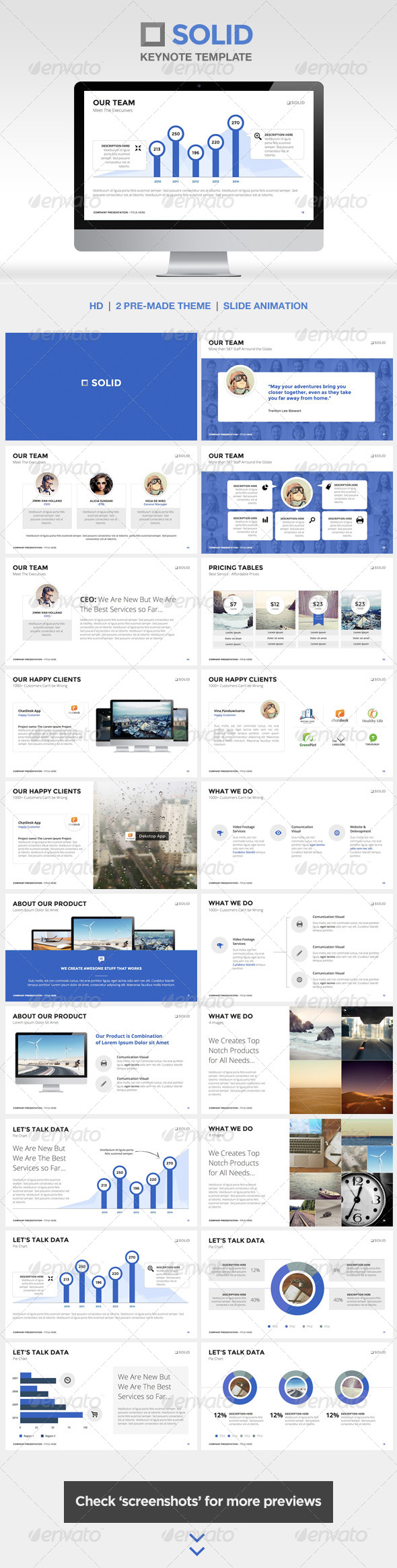 GraphicRiver Solid Keynote Template 7249687
