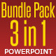 Bundle Powerpoint Presentation 3 in 1 - GraphicRiver Item for Sale