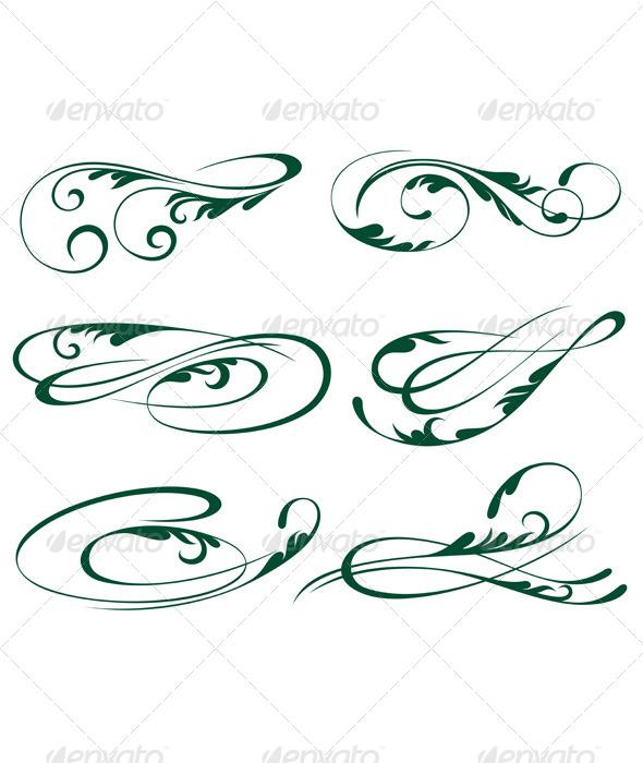 GraphicRiver Ornaments 7250884
