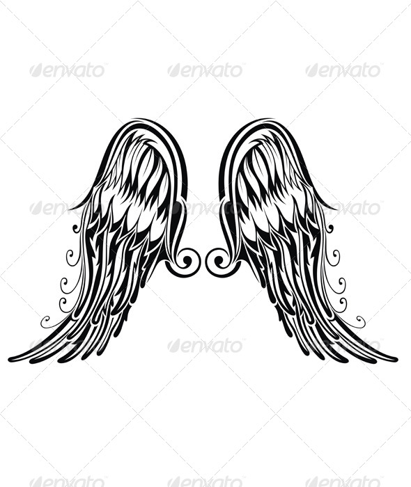 GraphicRiver Wings 7250912