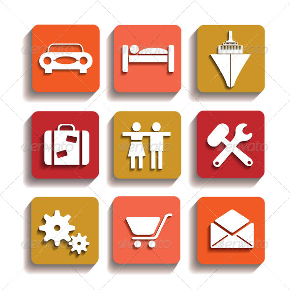 GraphicRiver Icons 7251040