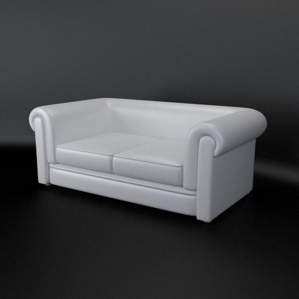 3DOcean Sofa 7251070