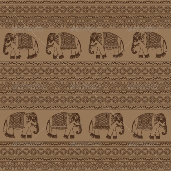 GraphicRiver Indian Elephant 7251161