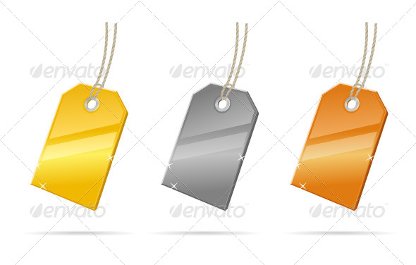 GraphicRiver Price Tags 7251677