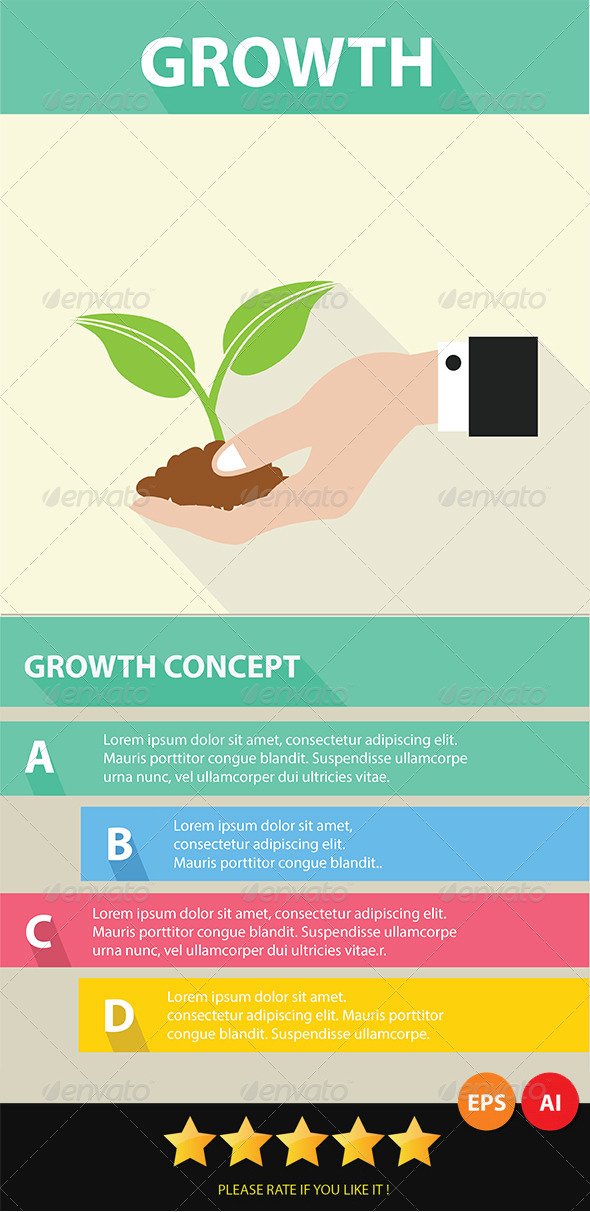 GraphicRiver Growth Concept 7252059