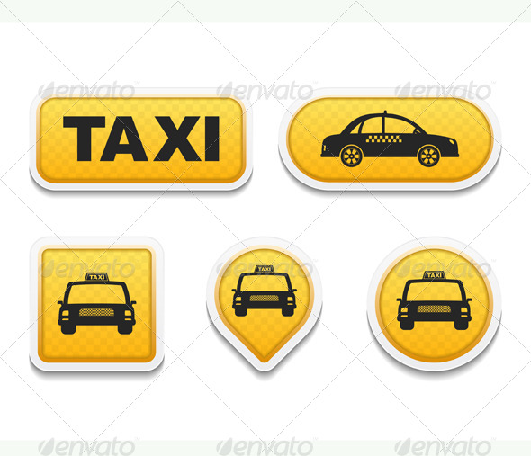 GraphicRiver Taxi 7252361