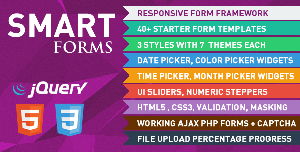 CodeCanyon Smart Forms 7254656