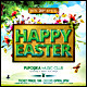 Happy Easter Poster/Flyer - GraphicRiver Item for Sale