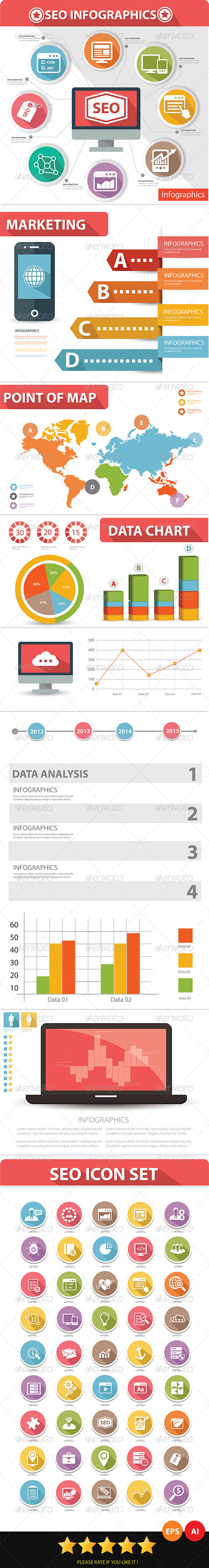 SEO Infographics - Infographics