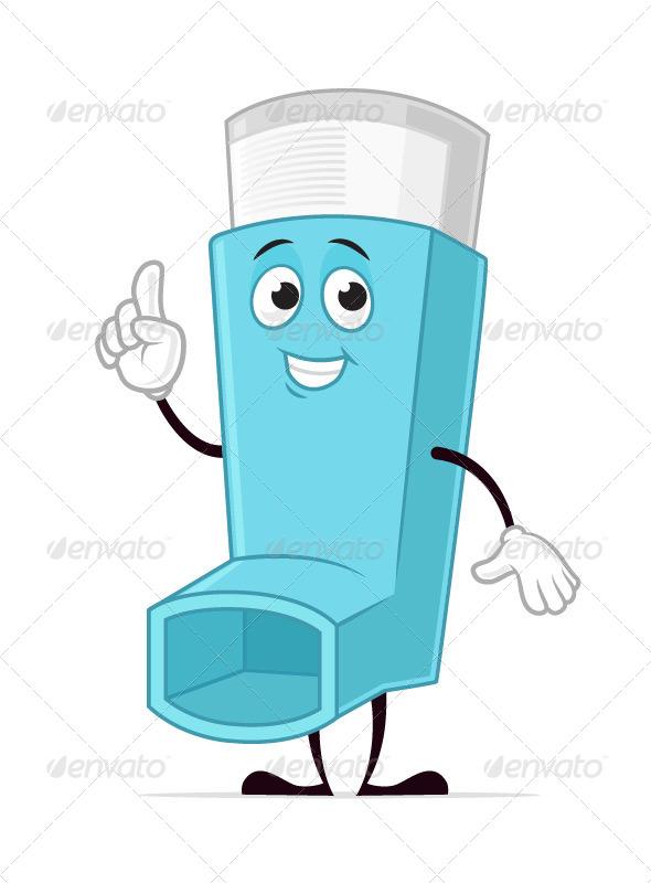 GraphicRiver Inhaler 7256437