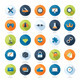 SEO Icons - GraphicRiver Item for Sale