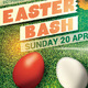 Easter Bash Party Flyer Template - GraphicRiver Item for Sale