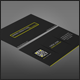 Sleek Business Card Design - GraphicRiver Item for Sale